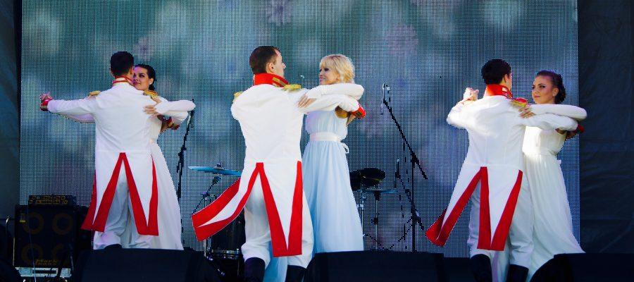 день России и день поселка Барвиха 12.06.2015