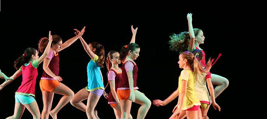 Постановки танцев для дошкольников