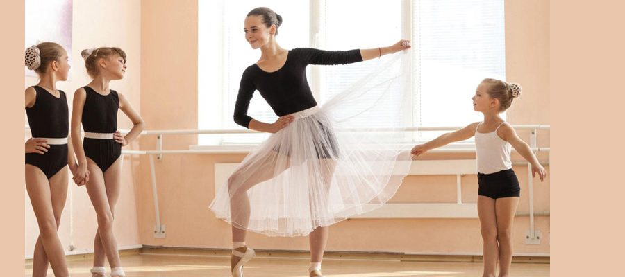Оборудование для танцевального класса