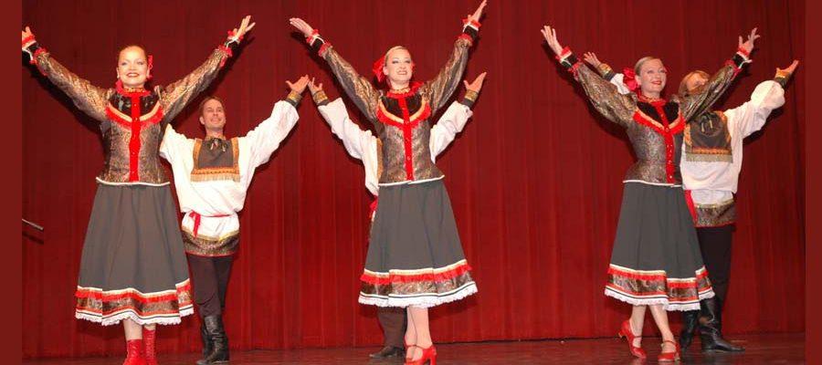 Народный танец Барыня танцуют в Барвихе, Жуковке, Одинцово, Москве