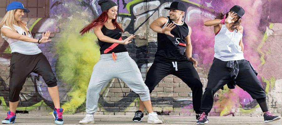 Хип-хоп — разговор на языке танца