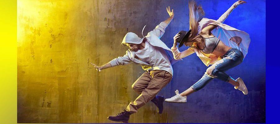 Hip-hop. Раскрепоститесь посредством танца