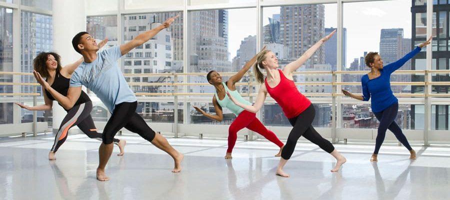 Танец против стресса