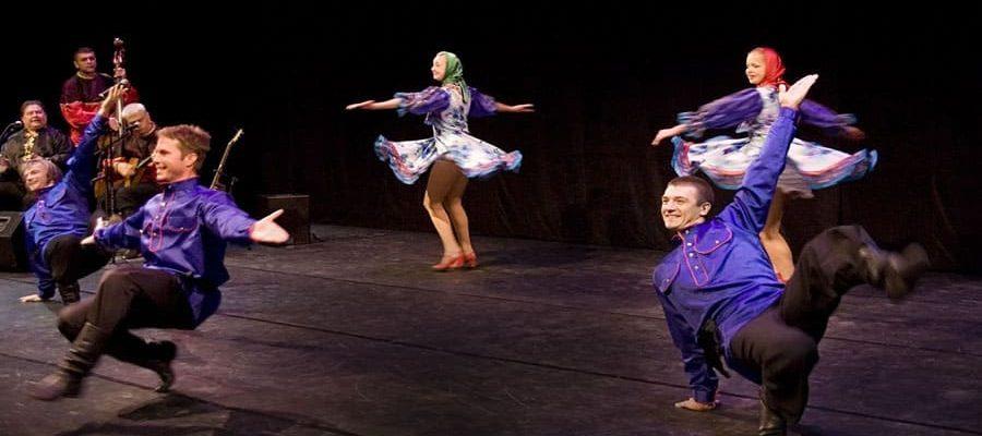 Танец Барыня